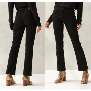 Lucky Brand | 'Mid Rise Ava' Boot Cut Ankle Jeans